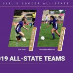 Girls Soccer All-State