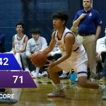 Boys Varsity Basketball beats Vernonia 71 – 42