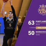 Boys Varsity Basketball beats Mannahouse Christian Academy 63 – 50