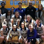 Girls Basketball Northwest League Champions!