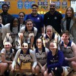 Girls Basketball Northwest League Champions!