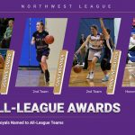 Four Royals Named All-League and Coach of the Year!