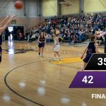 Girls Varsity Basketball beats Lost River 42 – 35