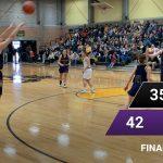 Girls Varsity Basketball beats Lost River 42 – 35