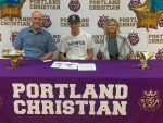 Spencer Siegel Signs Letter Of Intent