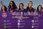 Girls Soccer Schedule Released!
