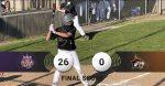 Boys Varsity Baseball beats Nestucca 26 – 0