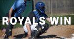 Boys Varsity Baseball beats Vernonia 14 – 1