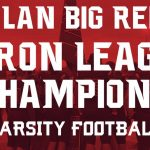 Milan Football Wins Huron League Championship