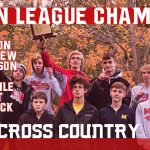 Boys Cross Country Wins Huron League Title, Girls Runner-Up