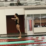 Three Milan divers qualify for State Finals, 13 girls swimmers & divers headed to states