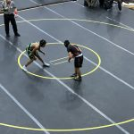 Milan wrestling starts season strong; Pennington wins & Stines places at Ypsilanti Tournament