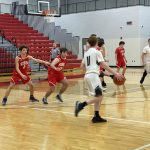 Big Reds fall to Huron in JV basketball, 38-33