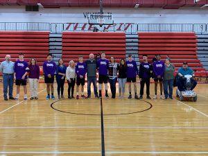 2020 Boys Varsity Basketball Seniors