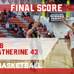 Big Reds girls varsity basketball earn big win against Wixom St. Catherine, 58-43