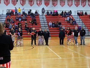 2020 Girls Varsity Basketball Seniors