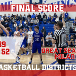 Dundee pulls away to beat Milan boys basketball, 52-39