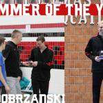 Andy Dobrzanski named Monroe County Swimmer of the Year