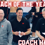 Coach Dan Heikka named Monroe County Swim Coach of the Year