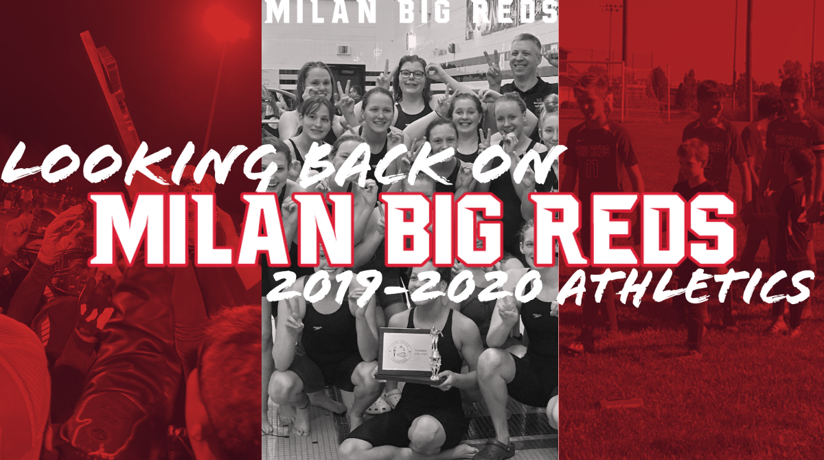 Take a look back at a Historic Year in Milan Athletics, 2019-2020 Video