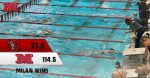 Milan Girls Swim and Dive takes down Bedford, 114.5-71.5