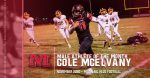 Cole McElvany Male Athlete of the Month – November 2020