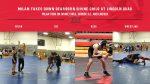 Milan Wrestling takes down Dearborn Divine Child at Lincoln Quad