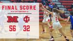 Milan puts up 40 first half points in win against Grosse Ile, 56-32