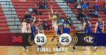 Milan Girls Basketball advances to District Championship after defeating Jefferson, 53-25