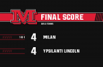 Milan and Ypsilanti Lincoln tie in girls tennis,4-4