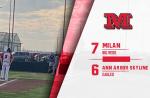 Big Reds JV baseball holds off Ann Arbor Skyline to win, 7-6