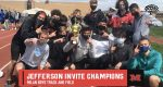 Milan Boys Track & Field wins Jefferson Invite Championship