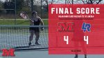 Milan girls tennis wins close 3rd set matches to tie Lincoln, 4-4