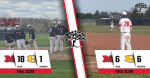 Milan bats heat up to take down Riverview, 18-1