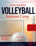 Milan Summer 2021 Volleyball Camp Registration and Information