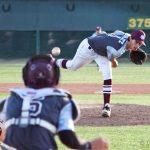 Varsity Baseball Wins First Game of Season