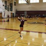 Ridge Badminton vs. Perry High