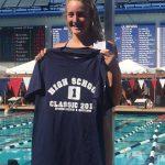 Mountain Ridge High School Girls Varsity Swimming finishes 99th place
