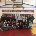 First Annual Mountain Ridge Girls Basketball alumni game