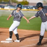 Softball loses a close one to Xavier as they head into Tournament play