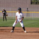 Varsity Softball Gets the Win Against Desert Mountain