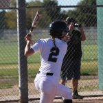 Softball Loses To Tough Pinnacle Team
