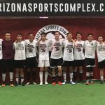 Boys Soccer Wins Summer Indoor League
