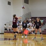 GIRLS VOLLEYBALL TEAMS ANNOUNCED