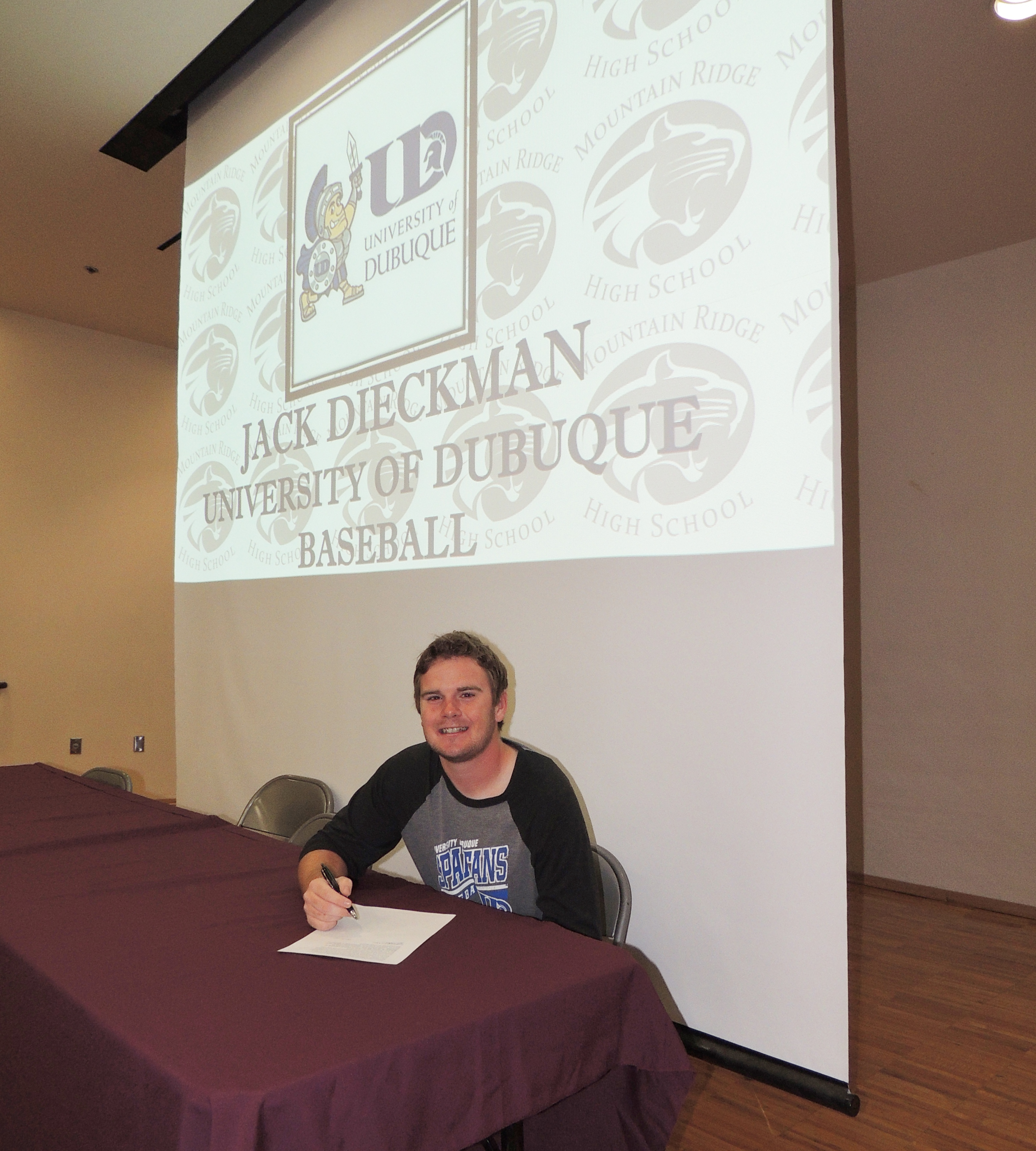 National Letter of Intent Signing February 7, 2018
