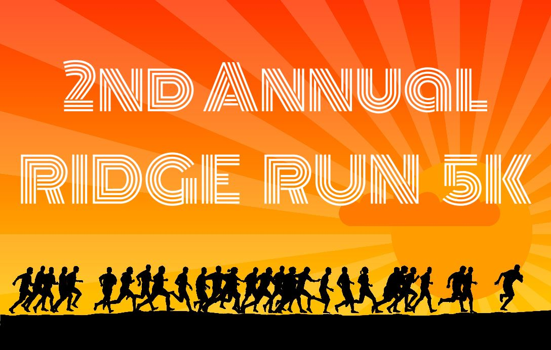 Ridge Run 5K is coming up and you could win Disney tickets!!!