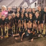 Girls Varsity Soccer beats Valley Vista 2 – 1