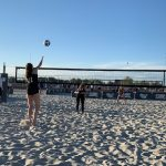 Beach Volleyball Wraps Up Season