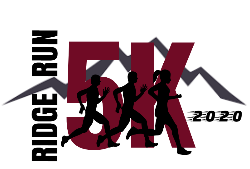 SATURDAY FEBRUARY 22ND IS THE RIDGE RUN 5K