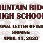 NATIONAL LETTER OF INTENT – APRIL 15, 2020